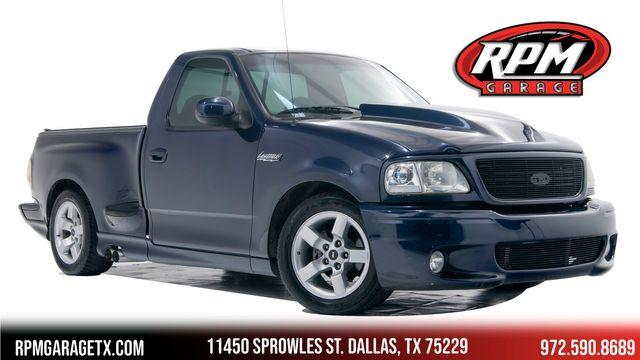 2002 Ford F-150 SVT Lightning Fully Built 650HP Rare True Blue in Dallas, TX 75229