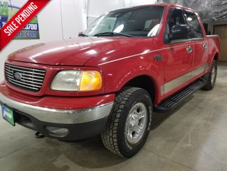 2002 Ford F-150 Lariat 4x4 Crew in Dickinson, ND 58601