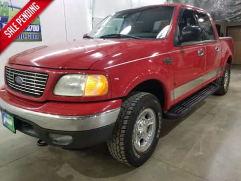 2002 Ford F-150 Lariat 4x4 Crew in Dickinson, ND