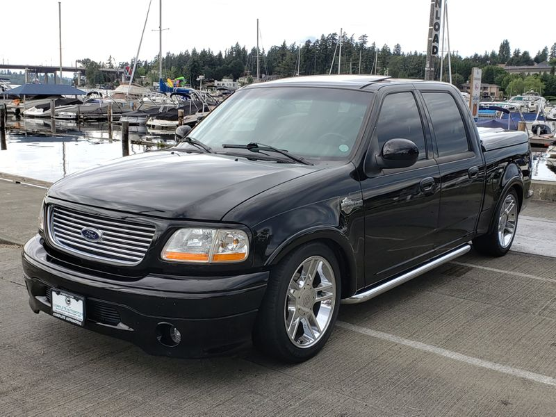 2002 Ford F-150 Crew Cab Supercharged Harley Davidson Edition Stunning  city Washington  Complete Automotive  in Seattle, Washington