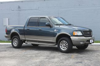 2002 Ford F-150 King Ranch 4X4 Hollywood, Florida 22