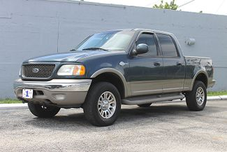 2002 Ford F-150 King Ranch 4X4 Hollywood, Florida 10