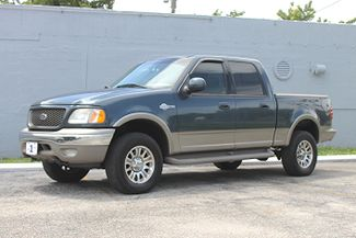 2002 Ford F-150 King Ranch 4X4 Hollywood, Florida 23