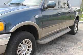 2002 Ford F-150 King Ranch 4X4 Hollywood, Florida 11