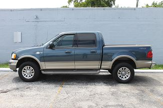 2002 Ford F-150 King Ranch 4X4 Hollywood, Florida 9