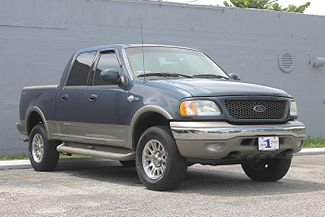 2002 Ford F-150 King Ranch 4X4 Hollywood, Florida 36