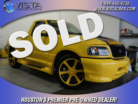 2002 Ford F-150 Boss in Houston, Texas