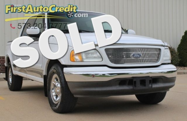 2002 Ford F-150 Lariat in Jackson MO, 63755