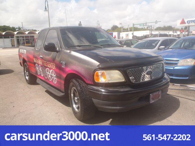 2002 Ford F-150 XL Lake Worth , Florida
