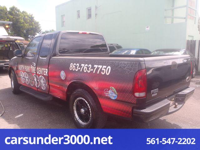2002 Ford F-150 XL Lake Worth , Florida 2