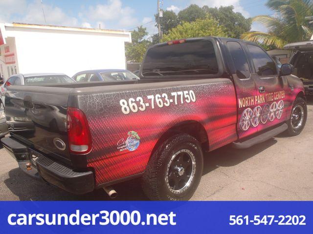 2002 Ford F-150 XL Lake Worth , Florida 3