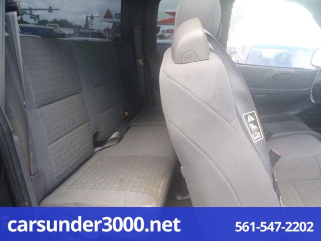 2002 Ford F-150 XL Lake Worth , Florida 6