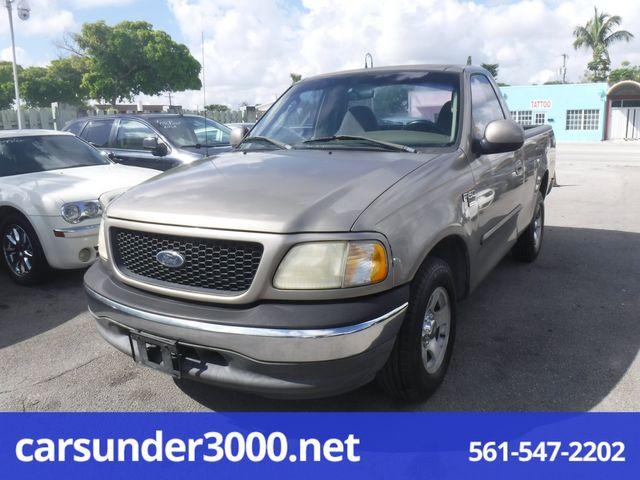 2002 Ford F-150 XLT Lake Worth , Florida