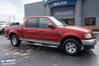 2002 Ford F-150 XLT in Memphis Tennessee, 38115