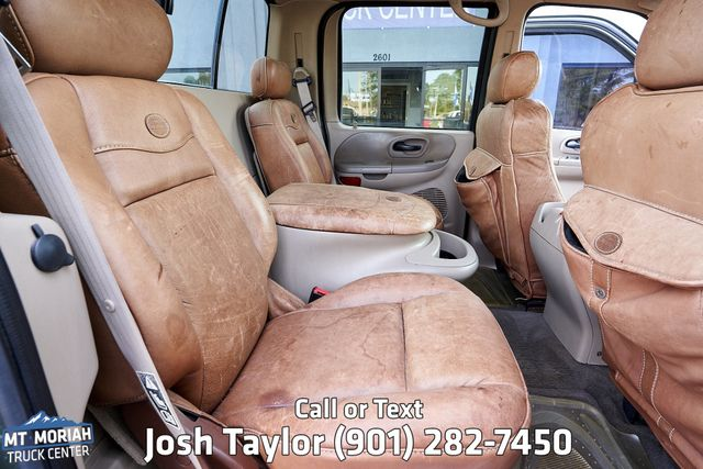 2002 Ford F-150 King Ranch in Memphis, Tennessee 38115