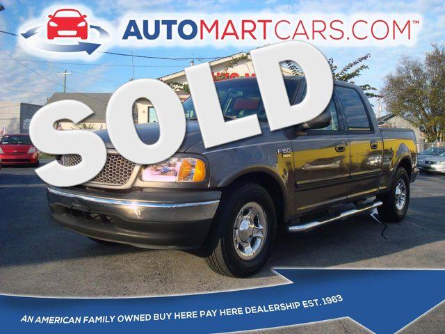 2002 Ford F-150 Lariat | Nashville, Tennessee | Auto Mart Used Cars Inc. in Nashville Tennessee