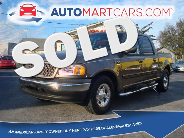 2002 Ford F-150 Lariat   Nashville, Tennessee   Auto Mart Used Cars Inc. in Nashville Tennessee