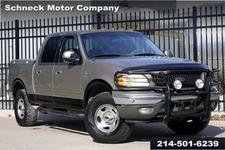 2002 Ford F-150 XLT 4X4 in Plano TX, 75093