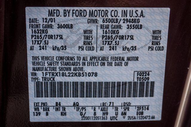 2002 Ford F-150 King Ranch Reseda, CA 36