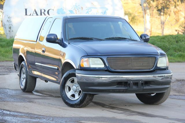 2002 Ford F-150 XLT Santa Clarita, CA 3