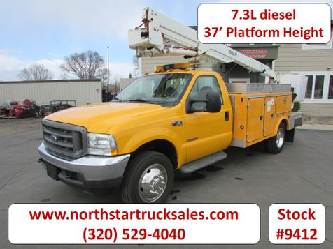 2002 Ford F-450 4x2 Bucket Truck  in St Cloud, MN