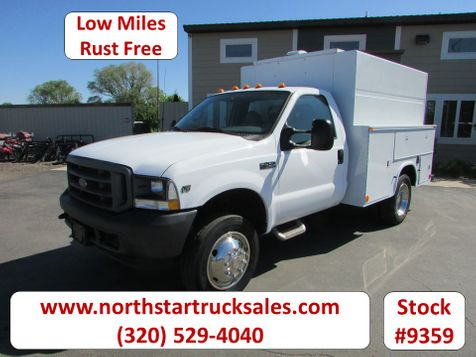 2002 Ford F-450 4x2 Reg Cab Service Utility Truck  in St Cloud, MN