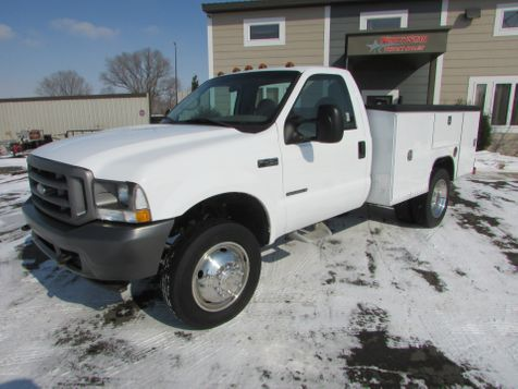 2002 Ford F-450 4x2 Service Utility Truck XL in St Cloud, MN