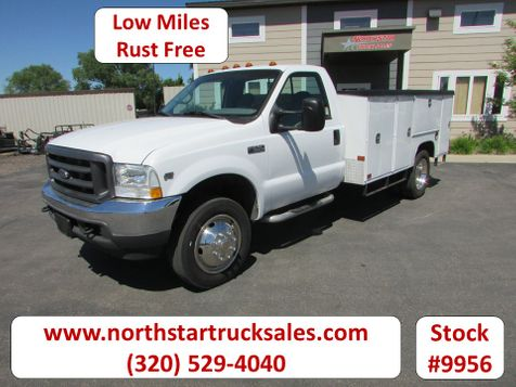 2002 Ford F-550 4x2 Reg Cab 11' box Service Utility Truck  in St Cloud, MN
