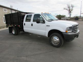 2002 Ford F-550 73 Crew Cab Tipper Flatbed   St Cloud MN  NorthStar Truck Sales  in St Cloud, MN