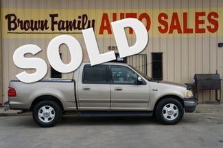 2002 Ford F150 SUPERCREW | Houston, TX | Brown Family Auto Sales in Houston TX