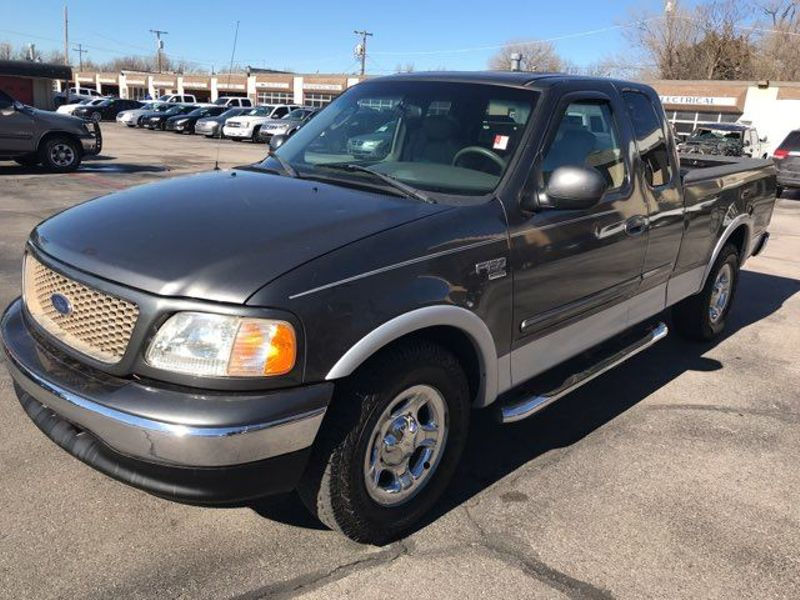 2002 Ford F150 Lariat | Oklahoma City, OK | Norris Auto Sales (NW 39th) in Oklahoma City OK