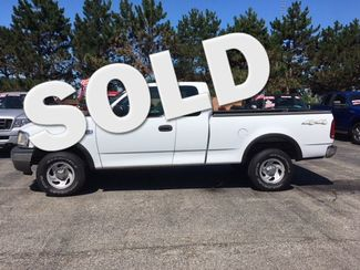 2002 Ford F-150 XL 4X4 Ontario, OH