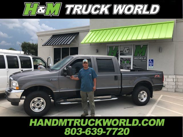2002 Ford F250SD Lariat 4x4 in Rock Hill SC, 29730