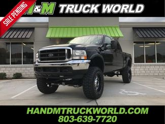 "2002 Ford F250SD XLT 7.3L POWERSTROKE ""LIFTED""FUEL WHEELS""37'S"" in Rock Hill SC, 29730"