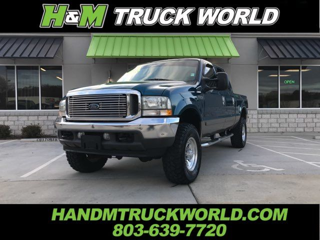 2002 Ford F250SD Lariat *7.3l POWERSTROKE*LIFTED*SUPER-CLEAN