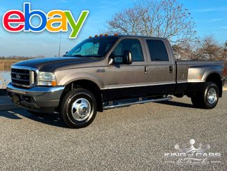2002 Ford F350 Crew Cab 7.3L DIESEL 4X4 LARIAT 92K MILE 1-OWNER WOW in Woodbury, New Jersey 08096