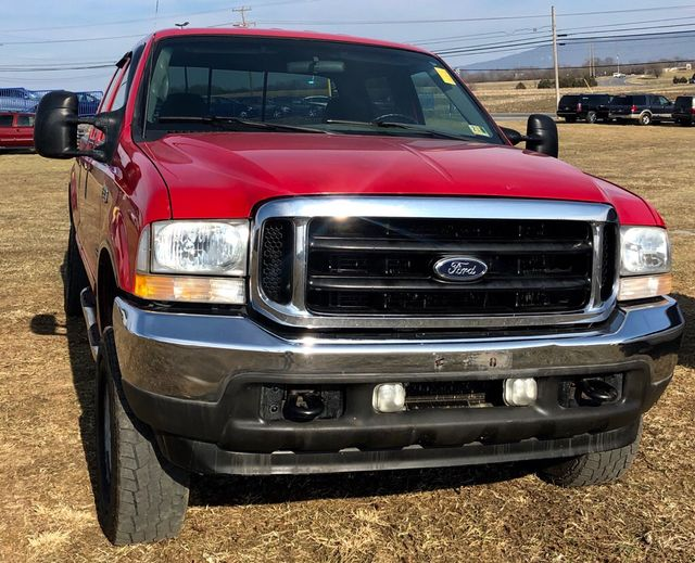 2002 Ford F350 SRW SUPER DUTY