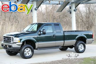 2002 Ford F350 Lariat X-CAB 7.3L DIESEL 72K ACTUAL MILES 2-OWNER 4X4 in Woodbury New Jersey, 08096