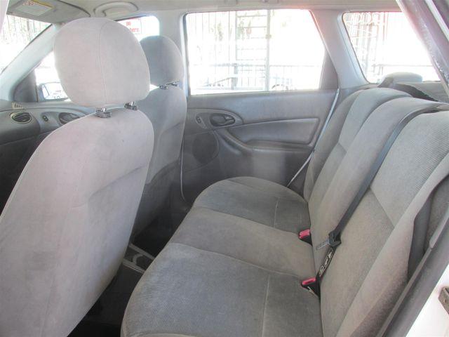2002 Ford Focus SE Comfort Gardena, California 10