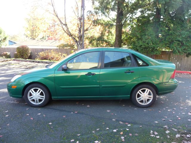 2002 Ford Focus SE Base