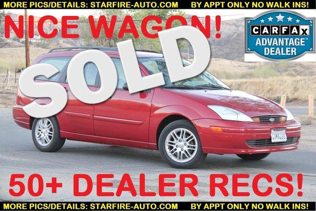 2002 Ford Focus SE Santa Clarita, CA