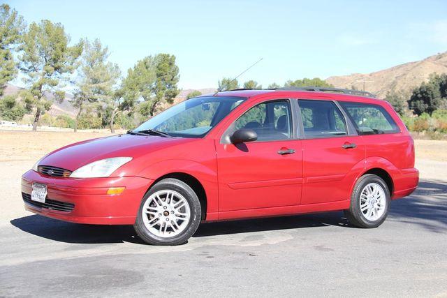 2002 Ford Focus SE Santa Clarita, CA 1
