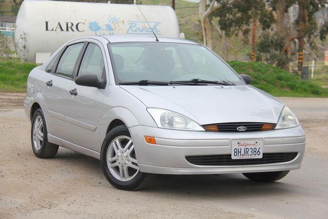 2002 Ford Focus SE Comfort Santa Clarita, CA 3