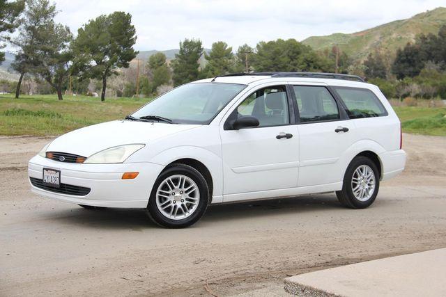 2002 Ford Focus ZTW Santa Clarita, CA 1