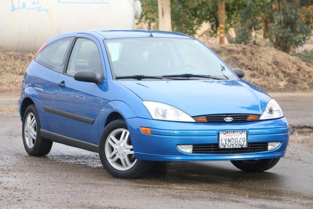 2002 Ford Focus ZX3 Base Santa Clarita, CA 3