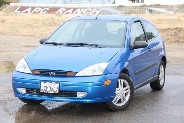2002 Ford Focus ZX3 Base Santa Clarita, CA 4