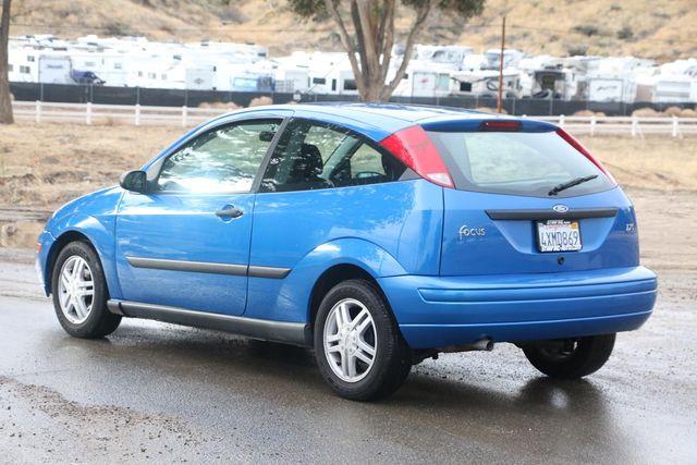 2002 Ford Focus ZX3 Base Santa Clarita, CA 5