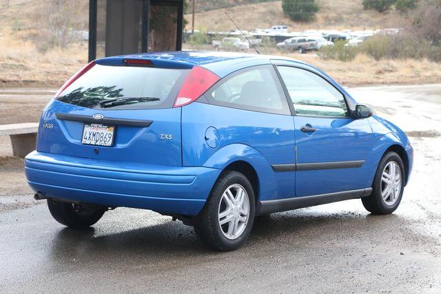2002 Ford Focus ZX3 Base Santa Clarita, CA 6