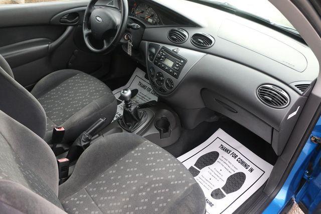 2002 Ford Focus ZX3 Base Santa Clarita, CA 8