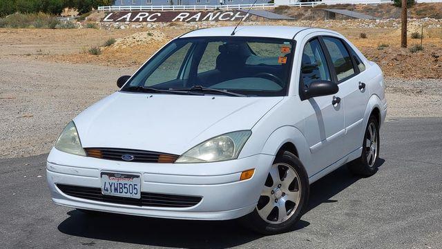 2002 Ford Focus SE Comfort Santa Clarita, CA 4